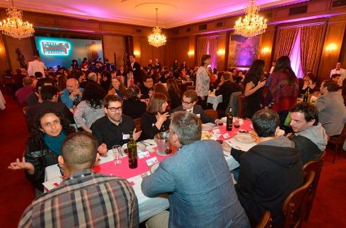 Yenny Santamaría en el Dine and Shine, un evento especial del BAM 2013