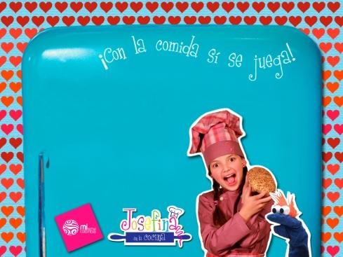Wallpaper 2a Josefina en la Cocina sin sombra 1024x786px